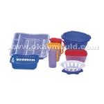 塑料篮模具06