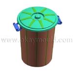 塑料桶模具05
