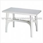 塑料桌椅模具01