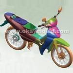 摩托车件模具11