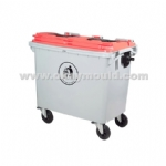 Outside Dustbin Mould