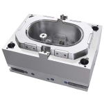 Mop bucket mould-12