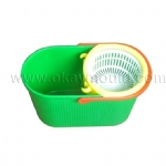 Wringer mop bucket mould